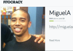 Fitocracy - Miguel